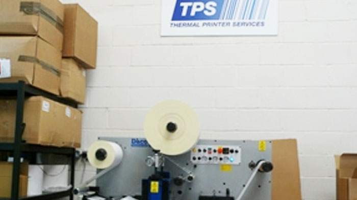 Thermal Printer Services expand their label production facilities at St Georges Business Park