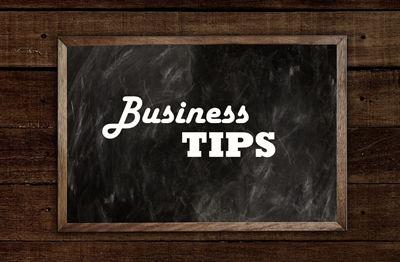 Six business success tips from our customers