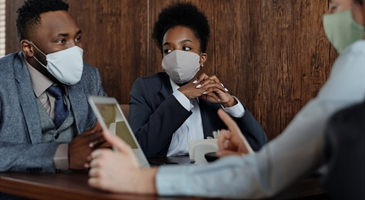 Navigating a new business through the pandemic