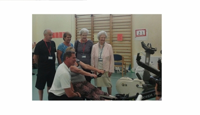 Sittingbourne helps hospital fundraising