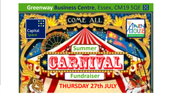 The Harlow summer charity day fundraiser