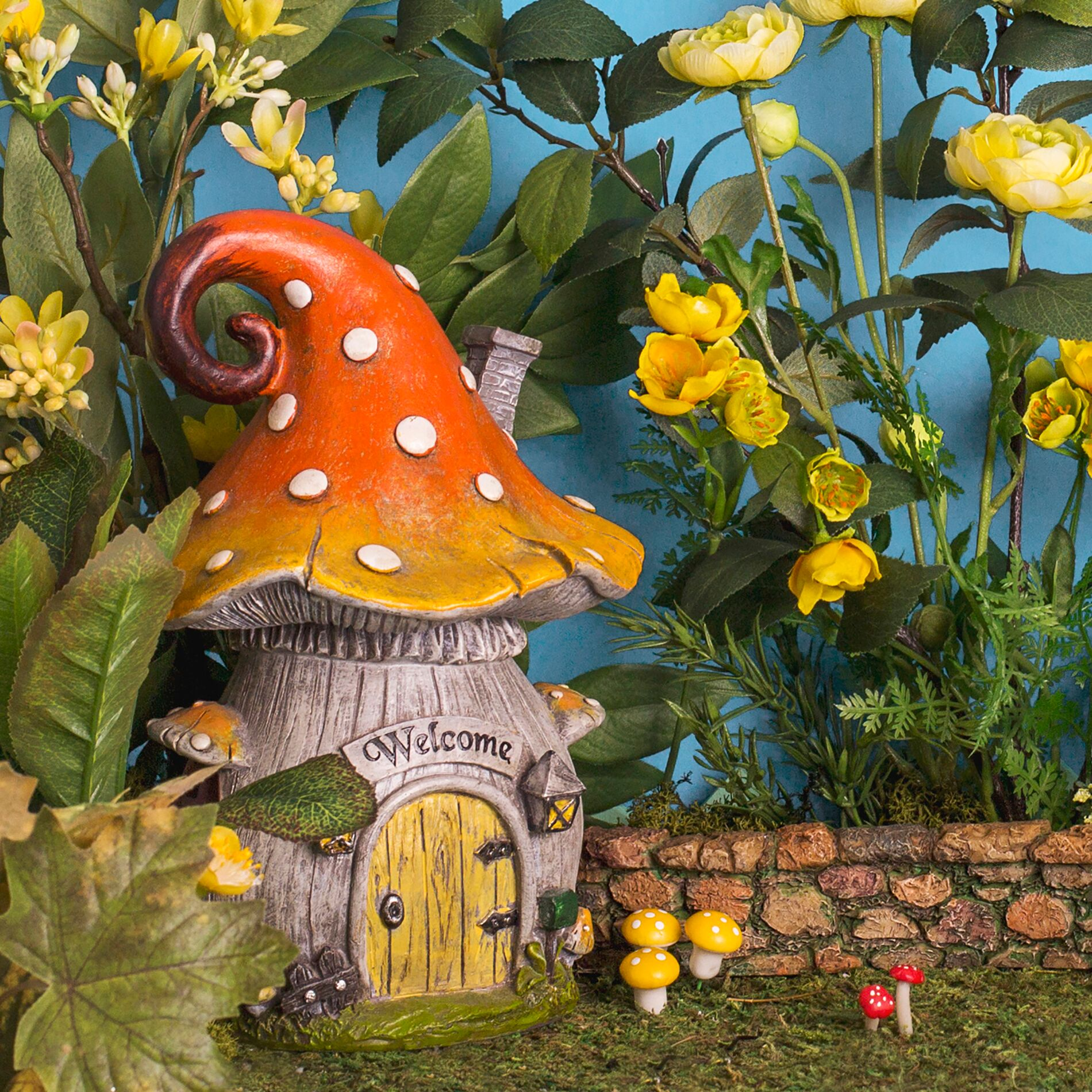 Away with the Fairies sell miniature garden fairy products