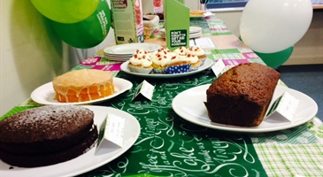 Together we made a difference for Macmillan Cancer Support