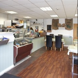 Cafe At Croydon Business Centre