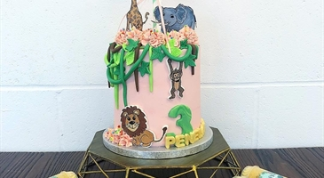 OH MY Cakery create fabulous cakes