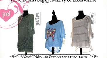 LUNCHTIME FASHION SALE AT MILTON KEYNES BUSINESS CENTRE