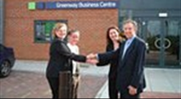 Harlow Chamber moves to the Greenway Business Centre