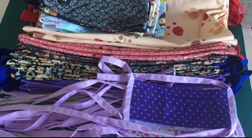 Made with love sewing to support key workers
